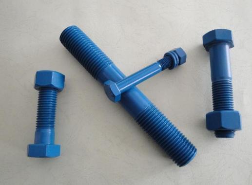 防腐蚀螺栓特氟龙喷涂加工 | 防腐蚀应用系列特氟龙涂覆加工