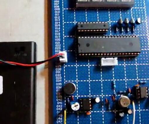 环境噪声检测仪的设计