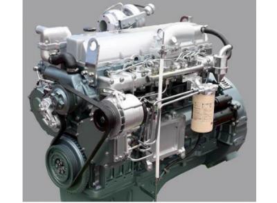 济宁玉柴三款低排量全铝结构柴油发动机下线
