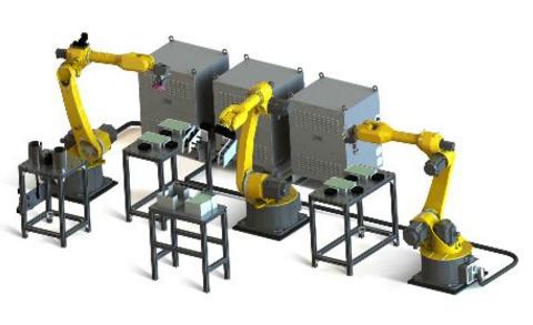 工业机器人在印刷电路板上的应用