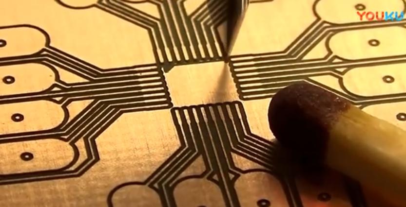 印刷电路板的制造流程