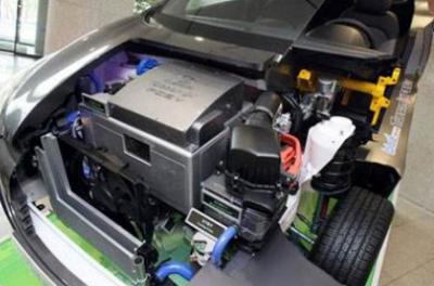 零排放的nuvera燃料电池发动机进入中国市场