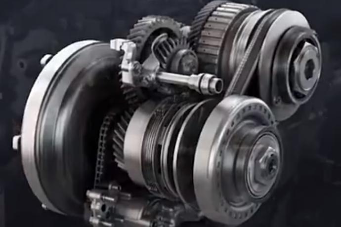 丰田新6速无级变速器原理让人眼前一亮!
