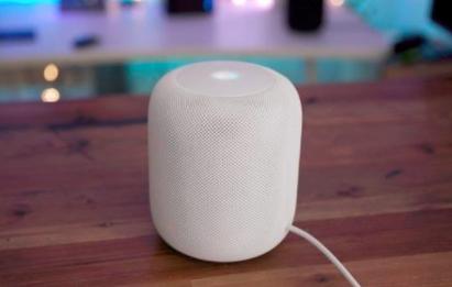 苹果国行版HomePod音箱要来了,新固件支持中文 Siri