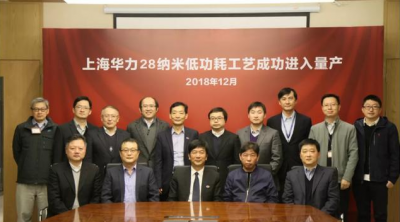 上海华力与联发科技达成合作,量产28纳米无线通讯数据处理芯片