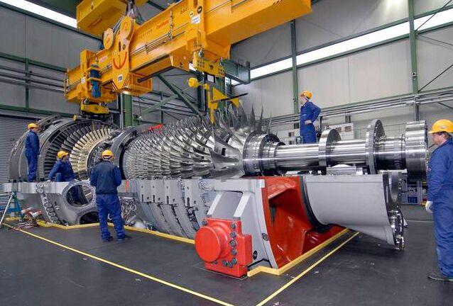 我国自主研制F级重型燃机打破国际壁垒 完成概念设计阶段主要设计工作