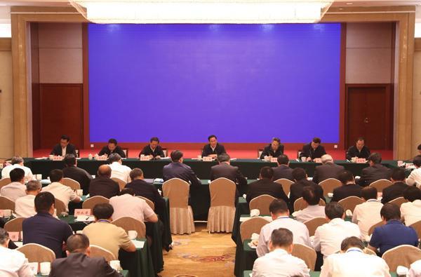长三角区域污染防治协作机制会议在芜湖召开