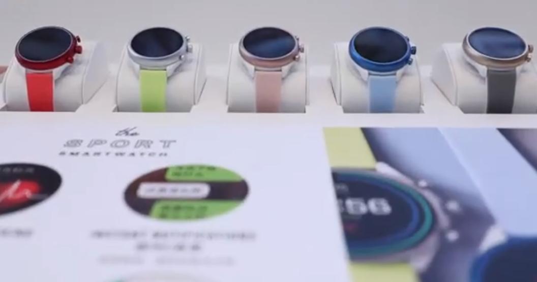 FOSSIL推出首款智能腕表,搭载高通骁龙3100可穿戴平台