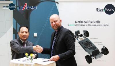 先导智能与欧洲燃料电池研发生产公司签署战略合作协议