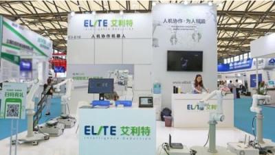 艾利特机器人挖掘协作机器人应用价值,助力中国机器人走向世界