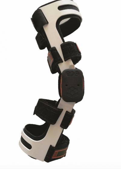 EOS开发3D打印定制化的智能膝关节矫正器 改善患者康复过程