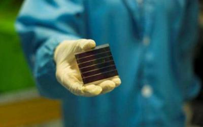 单晶钙钛矿太阳能电池最新效率为21.09%!