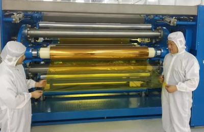 中天科技高性能PI薄膜试产成功!首批产品将于Q3开始供应