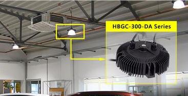 明纬推出HBGC-300-DA符合DALI 2调光功能的LED电源驱动器