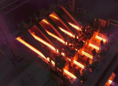 中冶方坯无头轧制连铸技术取得重大突破 连铸拉坯速度升至5.0m/min