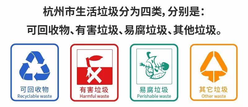 新修改《杭州市生活垃圾管理条例》发布 大件垃圾有偿上门收集
