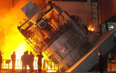 """绿色高效电弧炉炼钢技术破解废钢冶炼""""瓶颈""""  大有可为"""