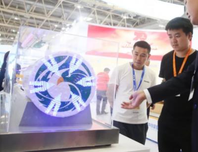 中铁装备携旗下四大产业门类智能装备绽放工业之美!