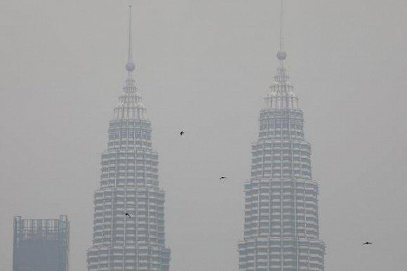 马来西亚再现空气污染事件