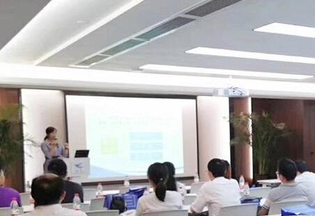 南宁蓝天与岛津携手举办第三方行业技术交流会 发表了液质联用仪等的报告