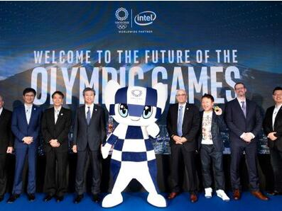 英特尔AI技术打造高科技感十足的东京奥运会 包括人脸识别、3DAT和VR