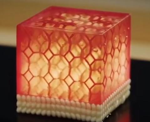 日本推出3D打印寿司 根据个人体质定制