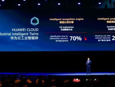 华为正式发布面向工业的智能解决方案:云工业智能体