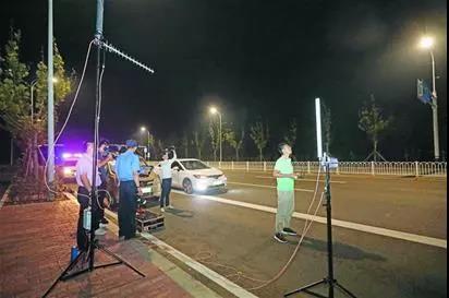 青岛组建全国首支无人机+5G空巡执法大队 开启执法新模式