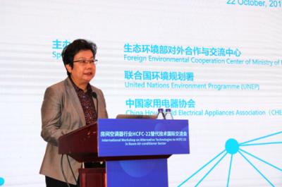 全球进入基加利修正案时间 加速R290空调市场化成国际共识