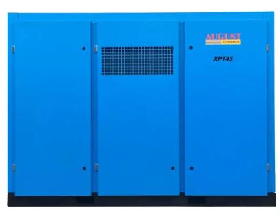 宁波欣达XPT45两级压缩空压机通过合肥所1级能效认证