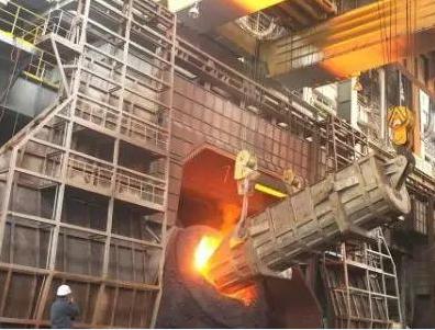 国企鞍钢研发出世界轧机之王 成功突破建造航母尖端钢材