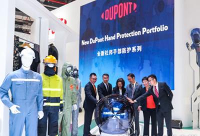 杜邦推出手部防护产品组合手套系列 保护工人安全