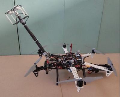 中科院沈阳自动化所开发自主六旋翼无人机,将用于检查摩天大楼