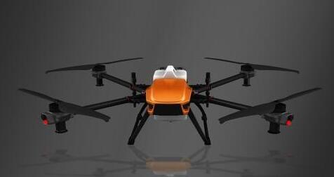 正大航空全新一代植保无人机 碳纤维材料适应恶劣环境下工作