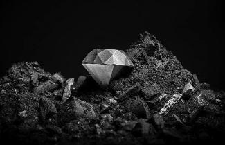 山特维克增材制造公司创造第一个3D打印钻石