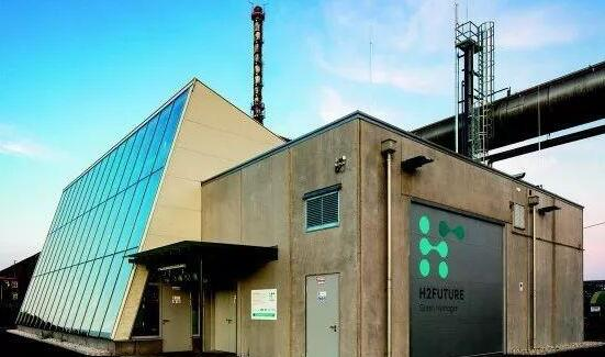 全球最大绿氢发电试点工厂在奥地利成功投产