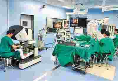 图迈TM腹腔镜机器人完成国内首例RALRP手术