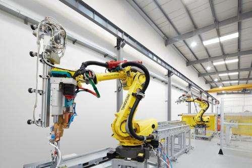瑞松科技冲刺科创板 募资加码工业机器人及智能制造领域