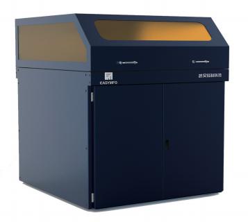 一種3DP技術含能材料3D打印機