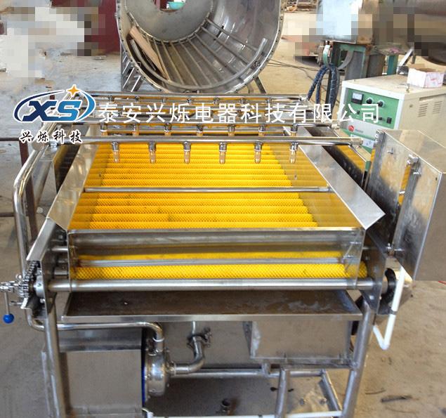 食品厂去皮设备定制