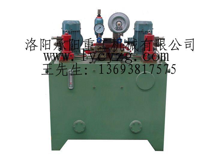 液压站、润滑站系统工程