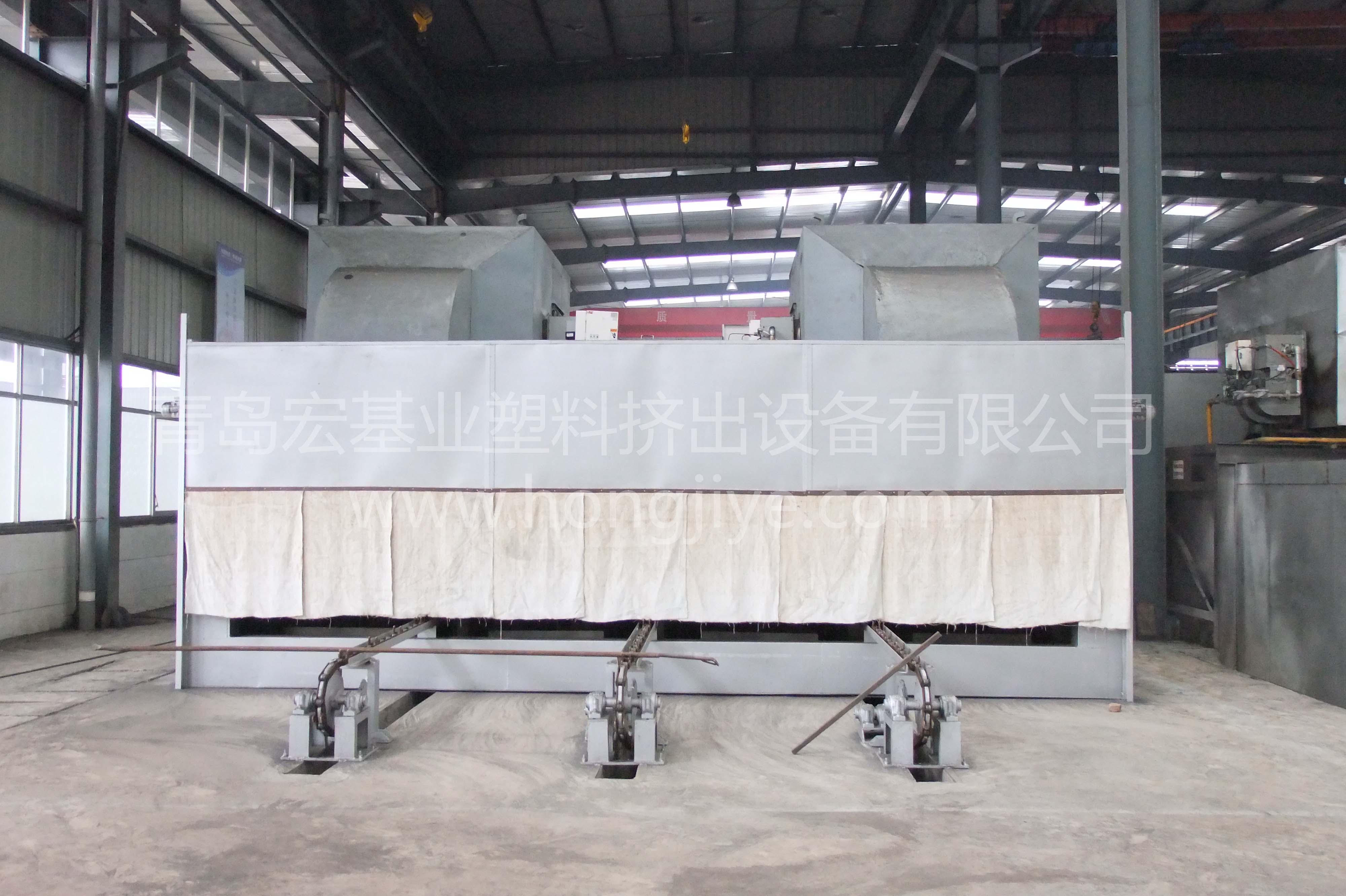 国家专利-钢管浸塑生产线