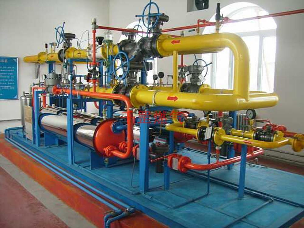 CNG加气站、LNG加注站成套设备安装与控制系统工程