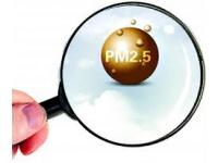空气中的PM2.5、PM10检测