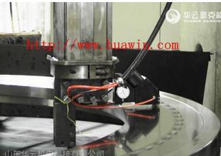 华云豪克能复合数控机床 HK30铝件曲面镜面加工