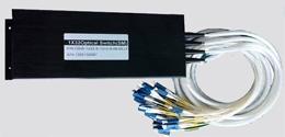 光纤声光Q开关制造技术