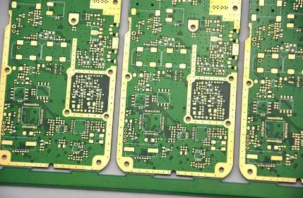 PCB:沉金板和镀金板的区别及作用分析
