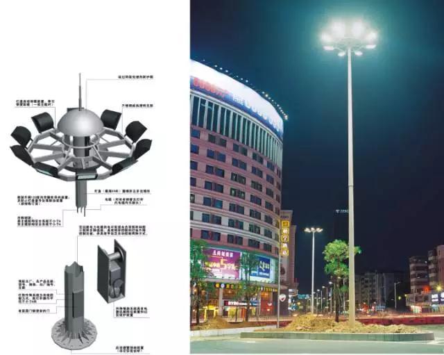 戶外照明設計基礎知識匯總