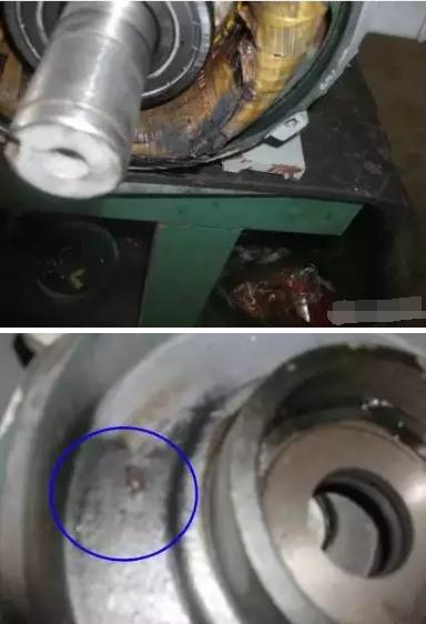 电机烧机的各种情况及原因特征