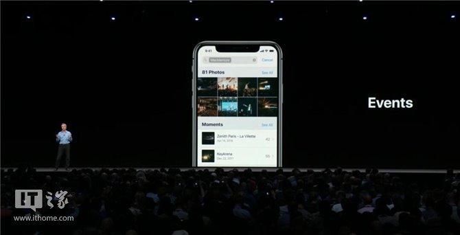 苹果发布iOS 12操作系统 提升iPhone6等老设备性能
